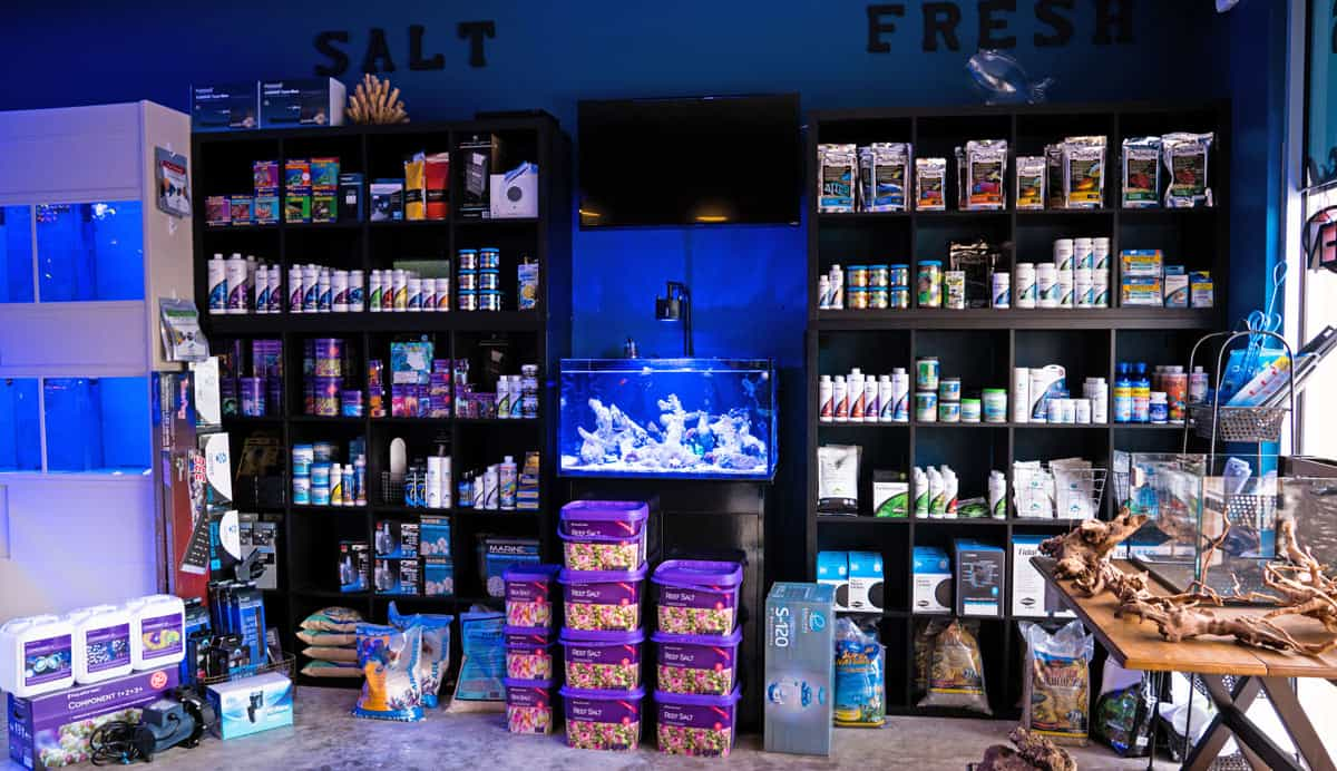 Aquarium Supplies Orlando
